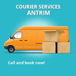 Antrim courier services BT12