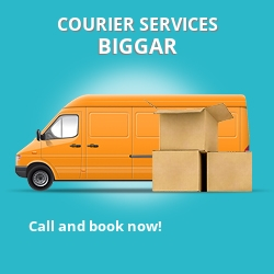 Biggar courier services G31