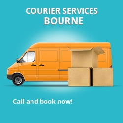 Bourne courier services PE10