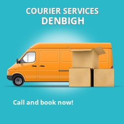 Denbigh courier services LL16
