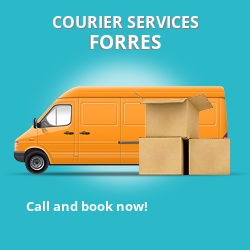Forres courier services IV36