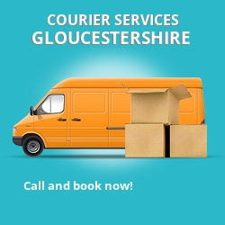 Gloucestershire courier services GL54