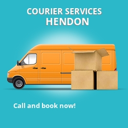 Hendon courier services NW4
