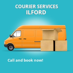 Ilford courier services IG1