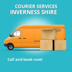 Inverness Shire courier services IV2
