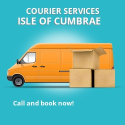 Isle Of Cumbrae courier services KA28