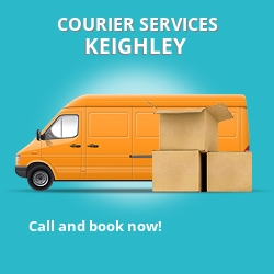 Keighley courier services BD22