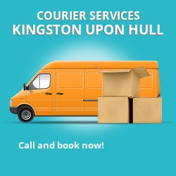 Kingston upon Hull courier services HU1