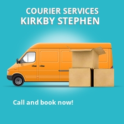 Kirkby Stephen courier services CA17