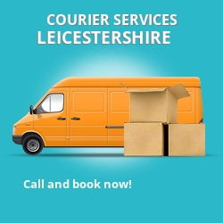 Leicestershire courier services LE5