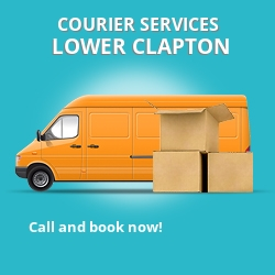 Lower Clapton courier services E5