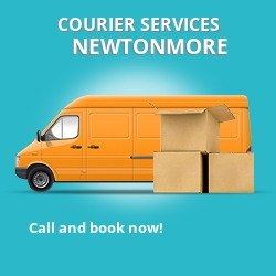 Newtonmore courier services PH20