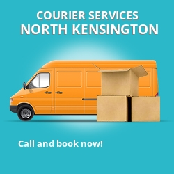 North Kensington courier services W10