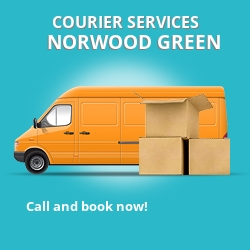 Norwood Green courier services UB2