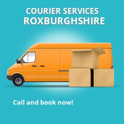 Roxburghshire courier services TD9