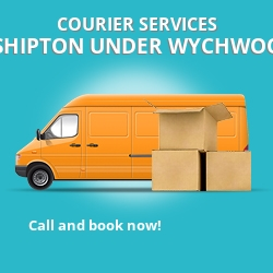 Shipton-under-Wychwood courier services OX7