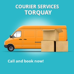 Torquay courier services TQ1