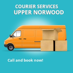 Upper Norwood courier services SE19
