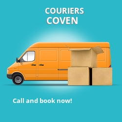 Coven couriers prices WV9 parcel delivery