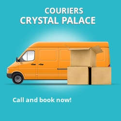 Crystal Palace couriers prices SE19 parcel delivery