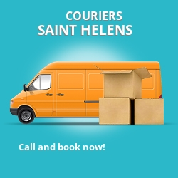 Saint Helens couriers prices WA11 parcel delivery