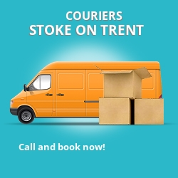 Stoke on Trent couriers prices ST4 parcel delivery