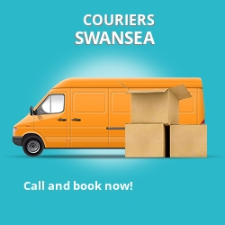 Swansea couriers prices SA6 parcel delivery