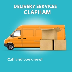 Clapham car delivery services SW12