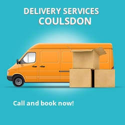 Coulsdon car delivery services CR5