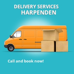 Harpenden car delivery services WD3