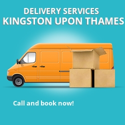 Kingston upon Thames car delivery services KT2