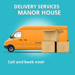 Manor House car delivery services N4
