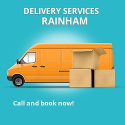 Rainham car delivery services RM13