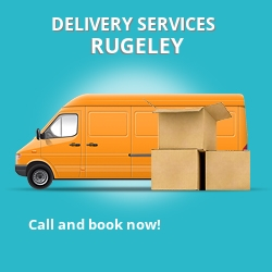 Rugeley car delivery services WS15