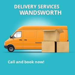 Wandsworth car delivery services SW18