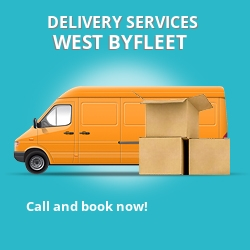 West Byfleet car delivery services KT14