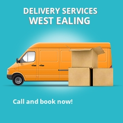 West Ealing car delivery services W5