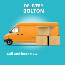BL6 point to point delivery Bolton