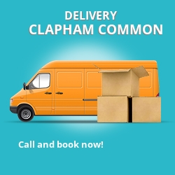 SW4 point to point delivery Clapham Common