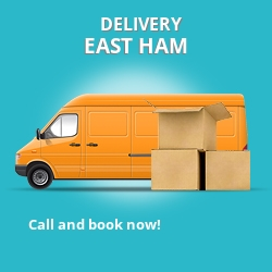 E6 point to point delivery East Ham