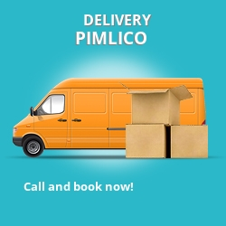 SW1 point to point delivery Pimlico