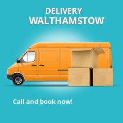E17 point to point delivery Walthamstow