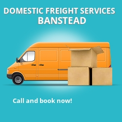 SM7 local freight services Banstead