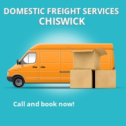 W4 local freight services Chiswick