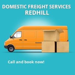 RH1 local freight services Redhill