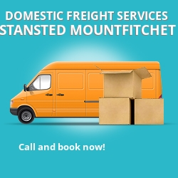 CM24 local freight services Stansted Mountfitchet