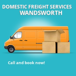 SW18 local freight services Wandsworth