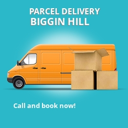 TN16 cheap parcel delivery services in Biggin Hill