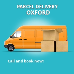 OX1 cheap parcel delivery services in Oxford