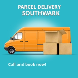 SE1 cheap parcel delivery services in Southwark